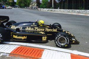 Cinco factos que desconhece sobre a passagem de Senna pela Lotus