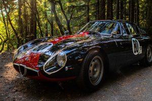 Alfa Romeo Giulia TZ1: O projecto