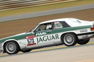 Francisco Sande e Castro volta a competir no Jaguar XJS V12 passados 35 anos