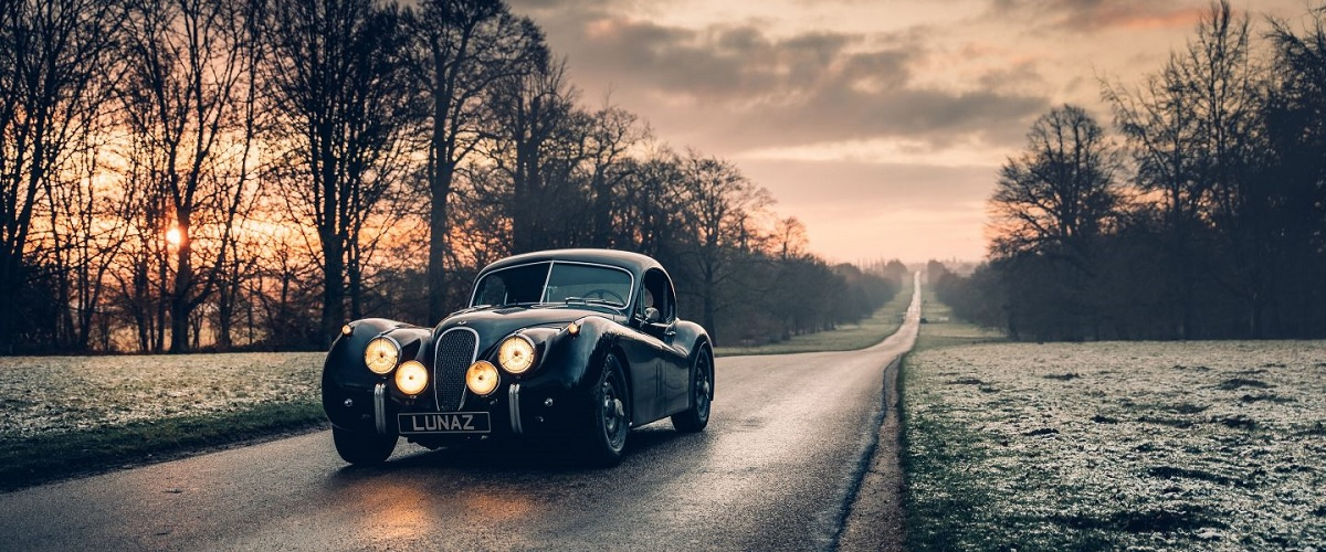 Lunaz Design transforma automóveis clássicos em veículos eléctricos