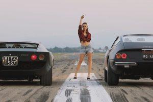 Os Rivais: Lamborghini Miura Millechiodi vs Ferrari Daytona