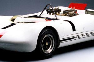 Porsche 909 Bergspyder, quando a redução de peso é levada ao extremo