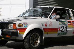 Ted Wilkinson tem em sua posse um Toyota Corolla TE72 muito especial