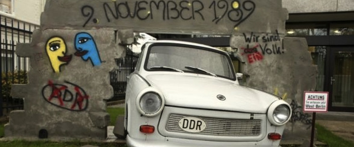 Trabant P601: Go Trabi go!