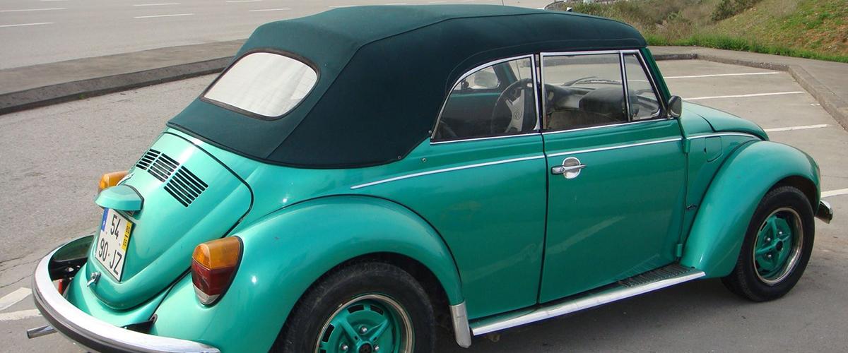 Uma paixão por automóveis com motor refrigerado a ar