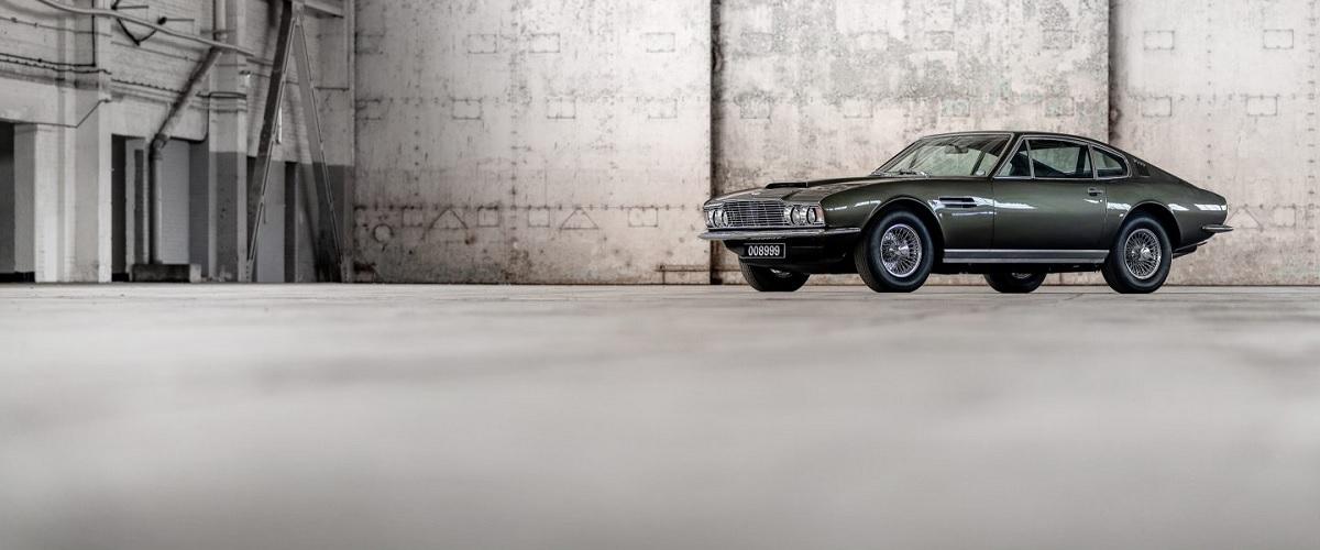 Cinco automóveis de James Bond esquecidos no tempo