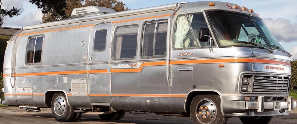 Airstream Excella 280, a autocaravana de luxo dos anos 70