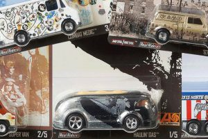 Hot Wheels presta homenagem aos Led Zeppelin