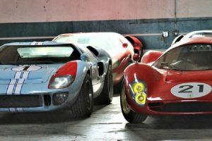 """Para onde foram os automóveis de """"Le Mans 66"""" após as filmagens?"""