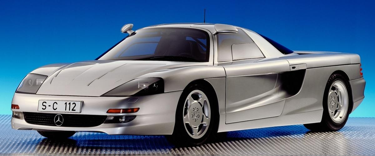 Mercedes-Benz C112, o superdesportivo que nunca chegou ao mercado