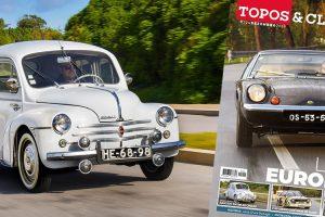 Lotus Europa TC em destaque na Topos & Clássicos