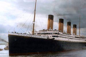 O clássico que o Titanic esconde há 109 anos