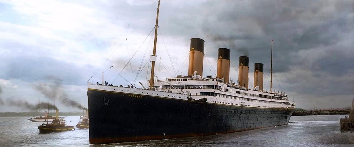 O clássico que o Titanic esconde há 108 anos