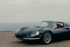 Quando um Dino 246 GTS recebe um motor do Ferrari F40 é este o resultado