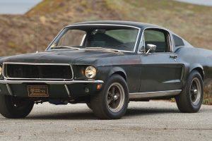 Ford Mustang GT do filme Bullitt bate recorde ao ser vendido por 3,4 milhões de dólares