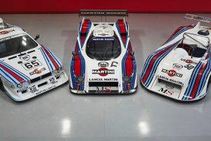 Colecção de seis modelos Lancia à venda por mais de 6,7 milhões de euros