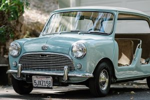 Austin Mini Beach Car vendido por mais de 200 mil euros