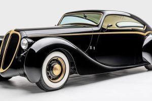 Vocalista de Metallica expõe colecção de automóveis no Petersen Automotive Museum