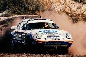 Os cinco melhores Porsche de Rally de todos os tempos