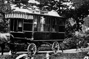 The Wanderer, a mais antiga caravana do mundo