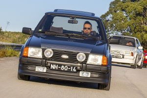 Topos & Clássicos e os 40 anos do Ford Escort MkIII
