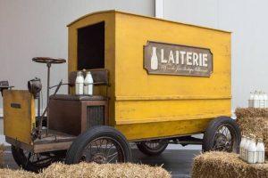 "Renault Type C ""Milkman"", o primeiro veículo comercial de sempre"