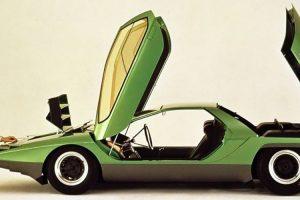 Alfa Romeo Carabo: A flecha de Marcello Gandini