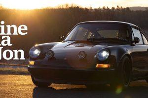 Porsche 911 Reimagined by Singer: A combinação entre o moderno e o clássico