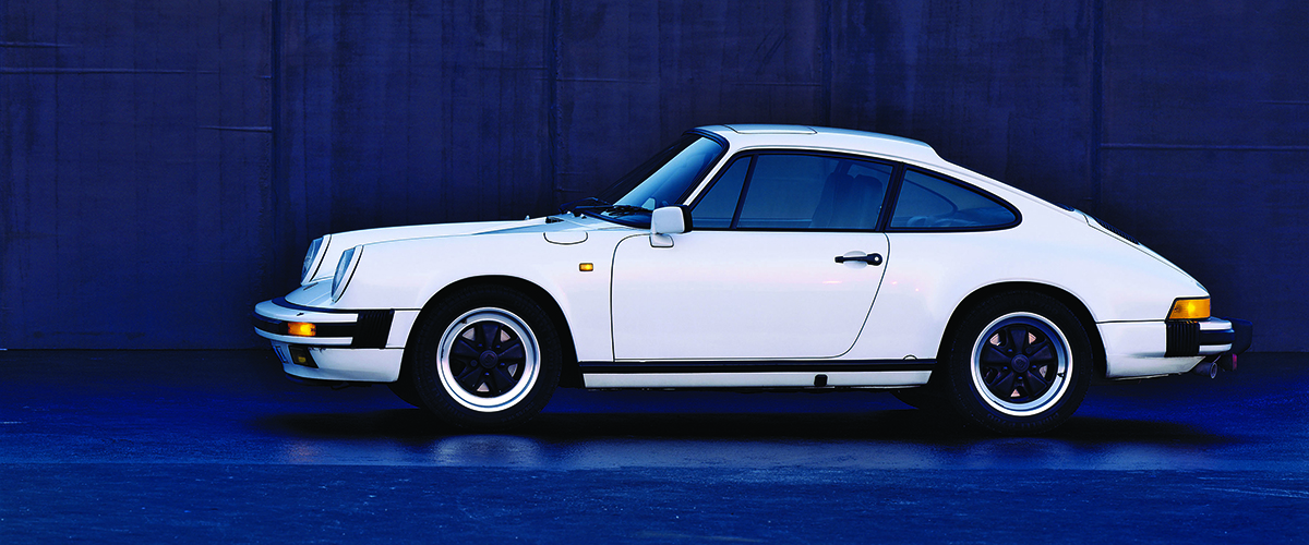 Porsche 911 Carrera 3.2: O prazer pela condução
