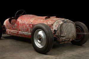 Alfa Romeo 6C 1750 SS de Mussolini vai ser restaurado