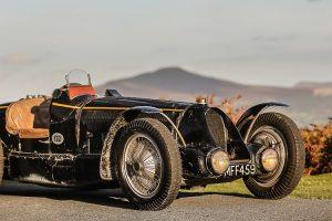 Raros Bugatti e Aston Martin encabeçam leilão da Gooding & Co em Londres