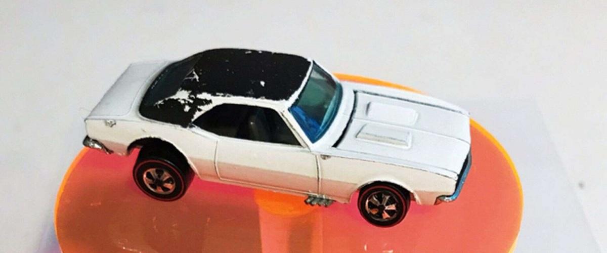 Descoberto raro Chevrolet Camaro da Hot Wheels que pode valer mais de 90 mil euros