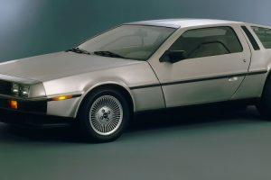 DeLorean confirma a produção de novos DMC-12