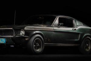 A história do Mustang utilizado no filme Bullitt que McQueen não conseguiu comprar