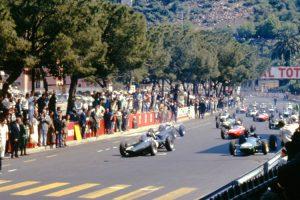 Snapshot: Partida do Grande Prémio do Mónaco de 1963