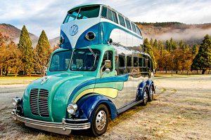 The Magic Bus, a última criação de Randy Grubb