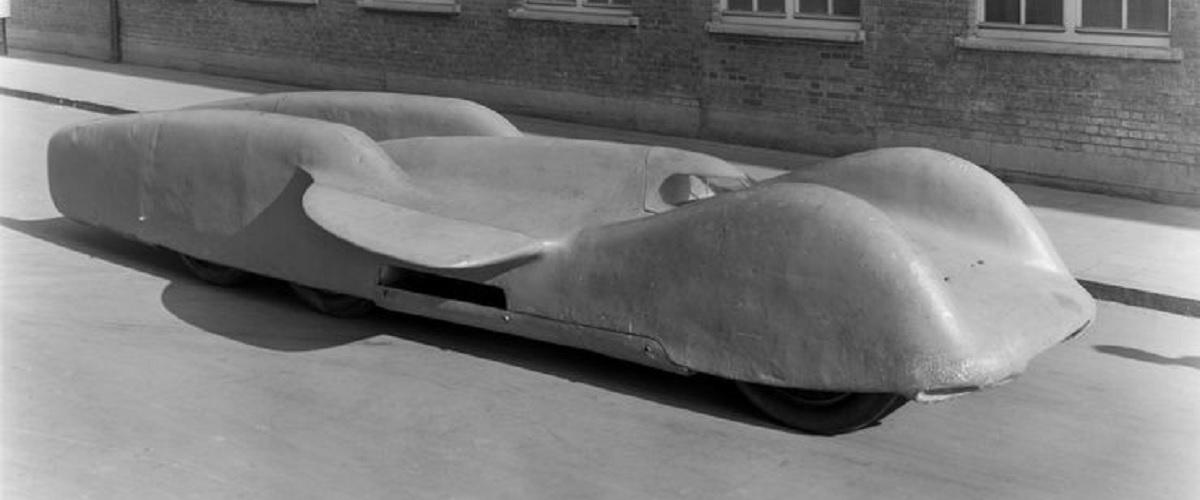 Mercedes-Benz T80, o automóvel que podia ter sido o mais rápido do mundo em 1939