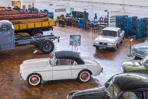 Museu Auto Sueco realiza visita guiada gratuita esta Quinta-feira
