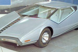 Nissan 126X, o futuro dos superdesportivos da marca nipónica em 1970