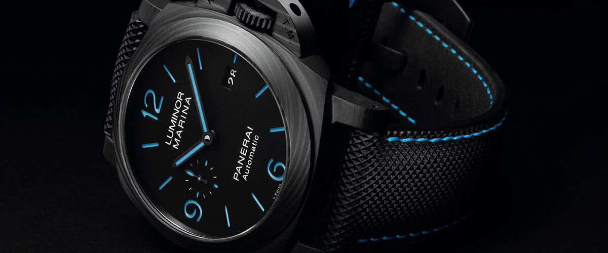 Panerai redefine o estilo do icónico Luminor Marina