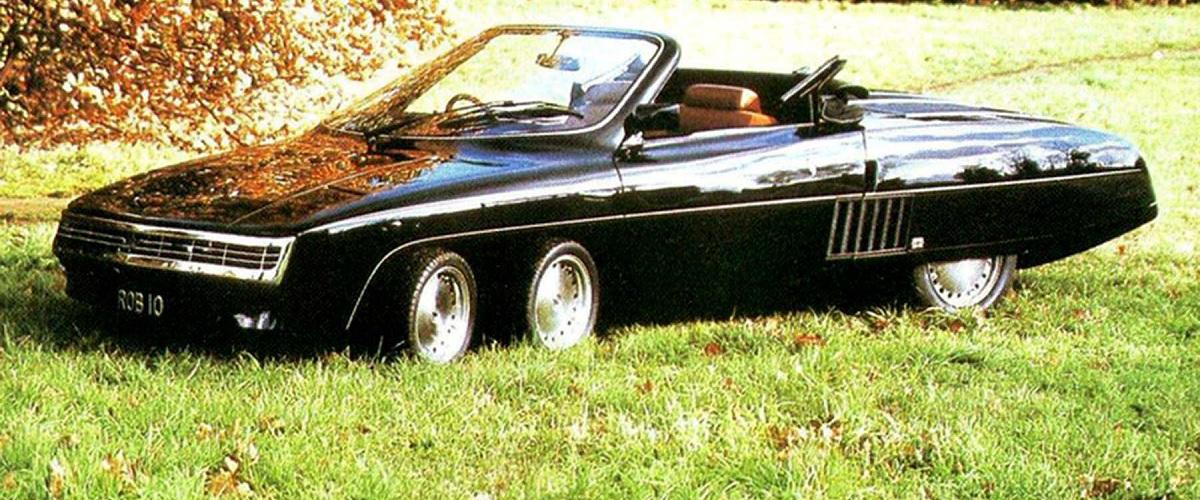Panther 6, o automóvel que combina várias funcionalidades num só