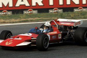 Surtees TS7, o primeiro Fórmula 1 da equipa criada por John Surtees