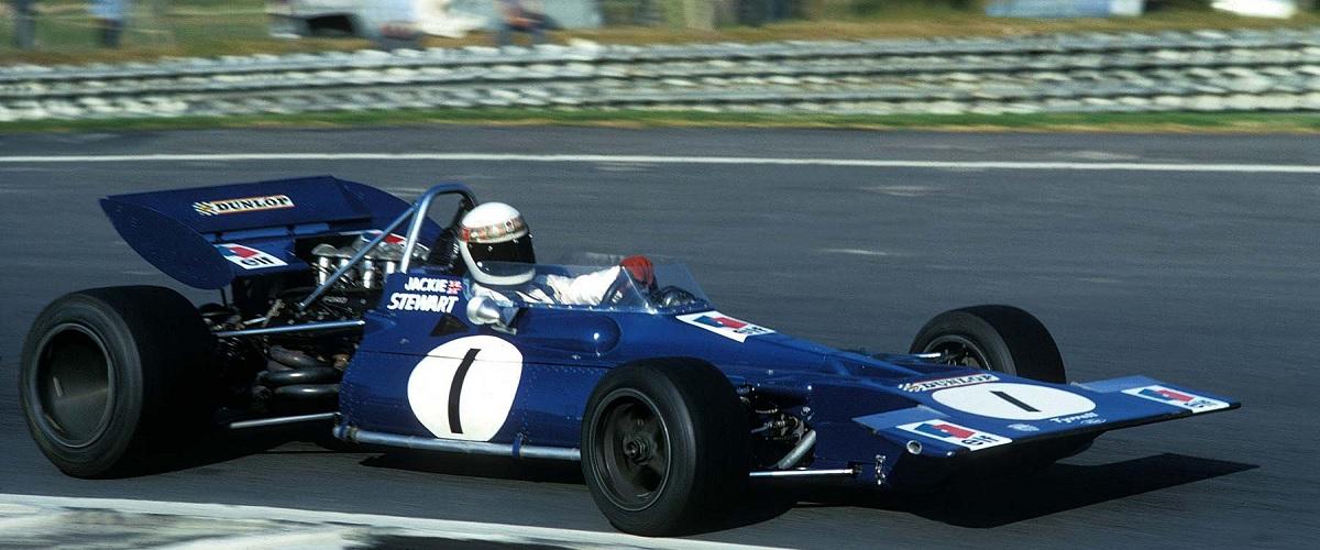 Tyrrell 001, o primeiro de muitos modelos de sucesso