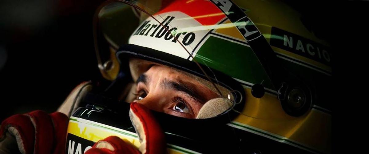 Quando Senna assinou pela Ferrari