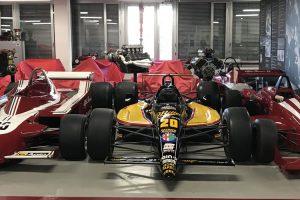 Os tesouros escondidos por baixo do Museo Storico Alfa Romeo