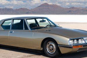 Citroën SM: O meio século de reinado e os planos para o futuro