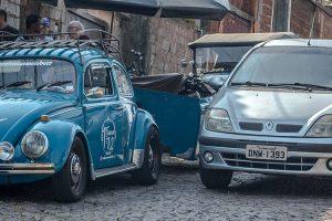 Os automóveis antigos do futuro