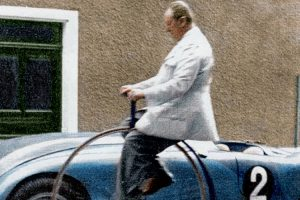 O equilíbrio de Ettore Bugatti