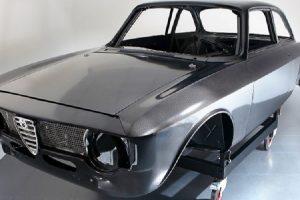 Alfaholics produz carroçaria em fibra de carbono para o icónico Alfa Romeo Giulia