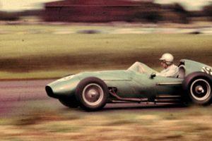Aston Martin DBR5, o automóvel que fez a marca britânica desistir da Fórmula 1